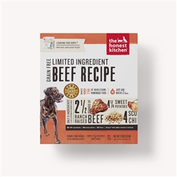 The Honest Kitchen LID Beef Dehydrated Dog Food (Hope)
