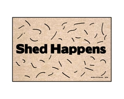 Shed Happens Doormat