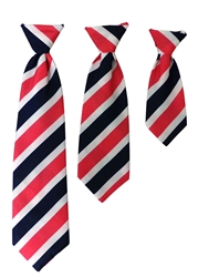Theodore Long Tie by Huxley & Kent
