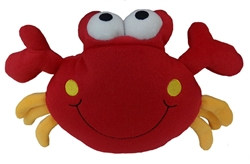 Crabby Patty by Lulubelles Power Plush