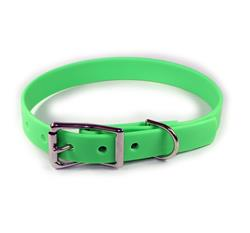 Green Waterproof Dog Collars & Leads