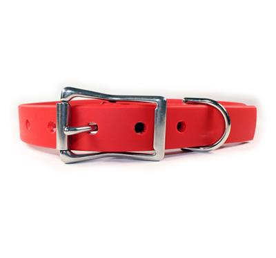 Red SoftGrip Basic Collars & Leads