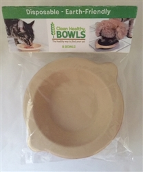Clean Healthy Bowls - 8 Pack