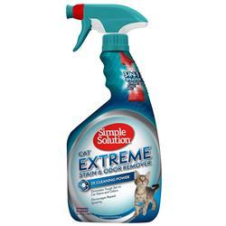 Extreme Cat Stain & Odor Remover (32 fl. oz. spray) .
