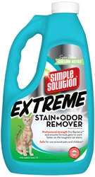 Extreme Cat Stain & Odor Remover (Gallon) .