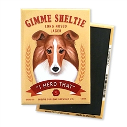 Sheltie - Gimme Sheltie MAGNETS