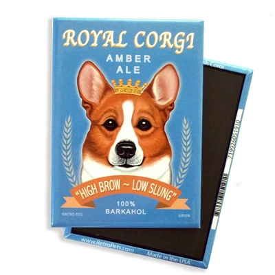 Corgi - Royal Corgi MAGNETS