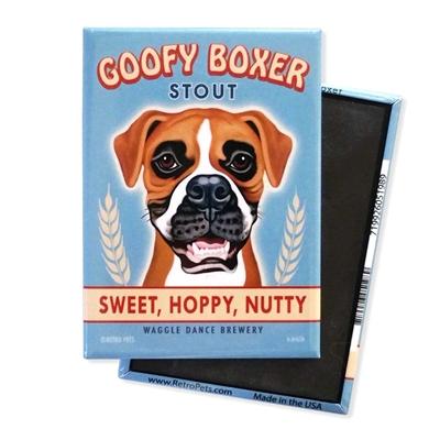 Goofy Boxer MAGNETS