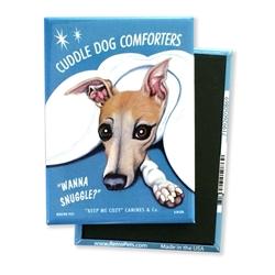 Cuddle Dog MAGNETS