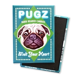 PUGZ Candy MAGNETS