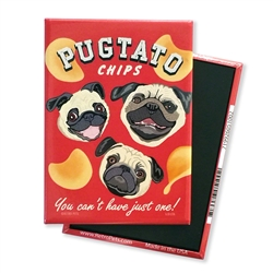 Pugtato Chips MAGNETS