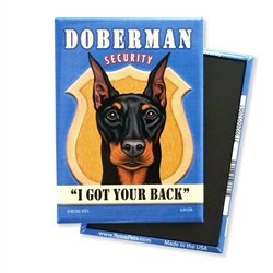 Doberman Security MAGNETS