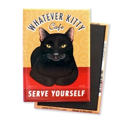 Cat - Whatever Kitty MAGNETS