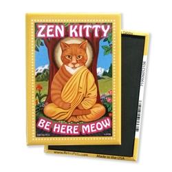Cat - Zen Kitty MAGNETS