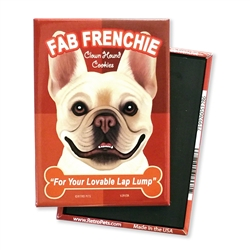 French Bulldog - Fab Frenchie MAGNETS