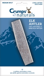 Split Elk Antler - Natural Flavour