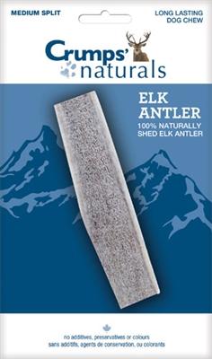 Split Elk Antler - Natural Flavour