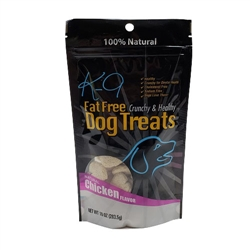 10 oz Chicken K9 Fat Free Treats