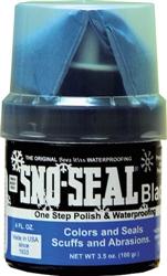 Atsko Sno-Seal Original Beeswax Waterproofing with Applicator, Black, 3.5-Fluid Ounce
