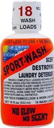 Atsko Sno-Seal Sport-Wash Laundry Detergent 18-Fluid Ounce