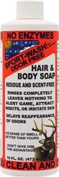 Atsko Sno-Seal Sport Wash Hair and Body Soap 16-Fluid Ounce Bottle