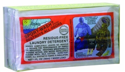 Atsko Sno-Seal Sport-Wash Laundry Detergent 1-Fluid Ounce Pillow-Pack, 10 per Clear Box