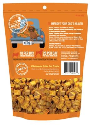 Sweet Potato Mini Bites, 8oz. bags