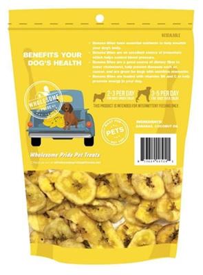 Banana Bites, 8oz. bags