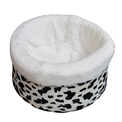 Pets 4 All Pet Nest - Assorted Animal Print