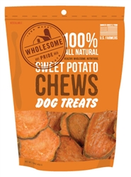 16oz. Sweet Potato Chews