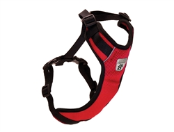 Vented Vest Harness V2 - Red
