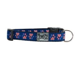 Collars & Leads - Patriotic Paws
