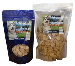 Freeze-Dried Salmon Treats - All Natural Made In The USA