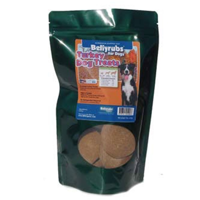 Turkey Dog Treats - All Natural Made In The USA