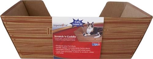 Scratch 'n Cuddle Bed