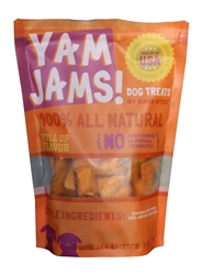 3 oz. Yam Jams! Sweet Potato & Liver Treats Case of 24