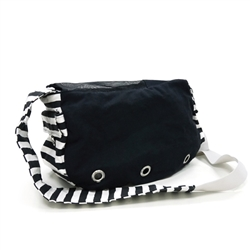 Soft Sling Bag Black