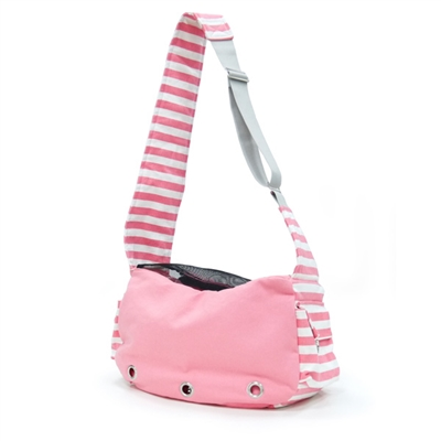 Soft Sling Bag Pink