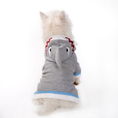 SharkDog Hoodie