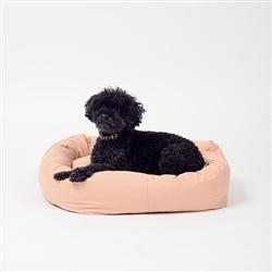 Benny Basic Round Snuggler Dog Bed