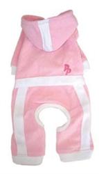 PP Pink Terry Hoody Jumper