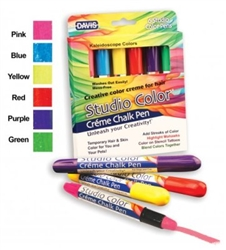 Davis Studio Colors Creme Chalk Pens
