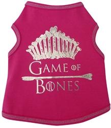 Game of Bones - Tank - Hot Pink