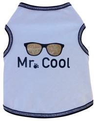 Mr. Cool - Tank - White