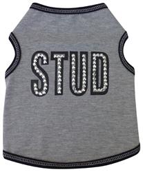 Stud - Tank - Grey