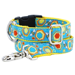 Bees Essential Collars and Leads