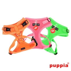 NEON SOFT HARNESS II by Puppia®