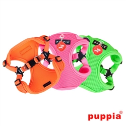 NEON SOFT HARNESS C by Puppia®