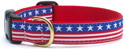 Stars & Stripes Collars and Leashes by Up Country