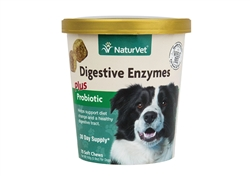 Digestive Enzymes Plus Probiotic Soft Chew - 70 ct (Cup)